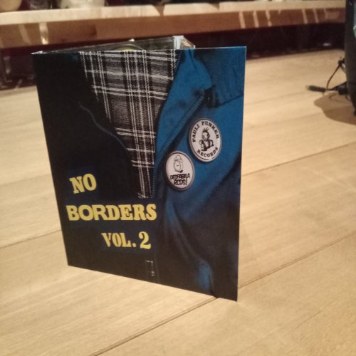 No Borders Vol 2 ist da !
